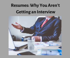 Why You Arent Getting An Interview With Your Resume Feather